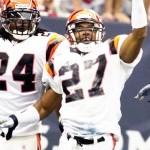 Bengals defensive back Artrell Hawkins