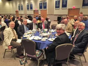 D.C. Nokes, Jerry Davitch, Steve Purich, Tom Fleming and friends