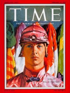 Bill Hartack Time Magazine Cover