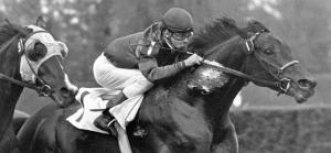 Bill Hartack racing