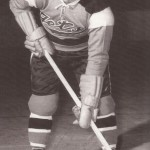 Don Hall, Johnstown Jets prolific goal scorer.