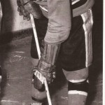 Don Hall, Johnstown Jets.