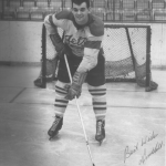 Don Hall, Johnstown Jets
