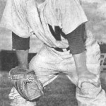 Ernie Oravetz Washington Senators full length