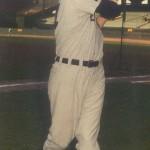 Frank Kostro, Detroit Tigers