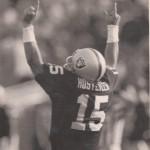 Jeff Hostetler, Raiders quarterback.