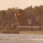Joe DelSignore jump during 1981 event