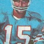 Miami Dolphins QB John Stofa