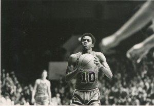 Kevin Porter, St. Francis action