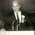 Leroy Leslie, 1967 hall of fame banquet