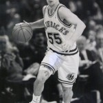 Mike Iuzzolino on the dribble