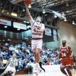 Mike Iuzzolino lays it in for the Red Flash