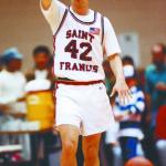 Mike Iuzzolino led St. Francis to the NCAA Tournament