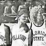 Patty Bradley-Marino among her competitors.