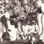 Pete Duranko vs. Oakland Raiders