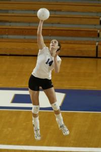 Stephanie Istvan, Duke University volleyball