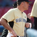 NCAA Baseball - Xavier vs. Wake Forest - March 7, 2010