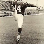 Tommy Yewcic Boston Patriots