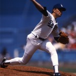 Shawn Hillegas, Los Angeles Dodgers right-hander