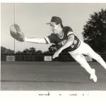 Randy Mazey was a standout CF at Clemson.