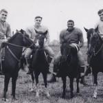 The Four Ponymen at MSU