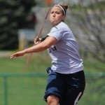 Karlee McQuillen practices at Penn State