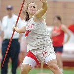 Karlee McQuillen won two state championships at Westmont Hilltop High School