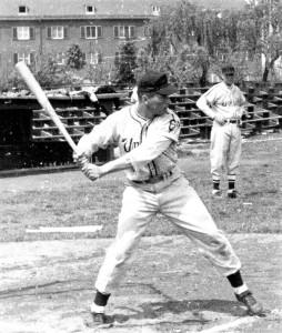 Fran Urban Army Unicorns baseball 1