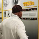 Fran Urban looks at 1950s ASU with Kush photo 2017