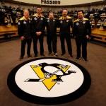 Penguins equipment team