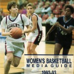 Maebeth Schalles Altman RMU media guide cover
