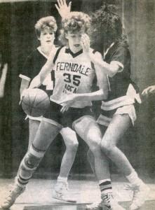 Maebeth Schalles Ferndale vs Quigley 3-22-89