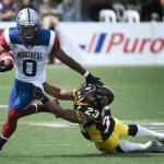 Montreal Alouettes Andrew Hawkins